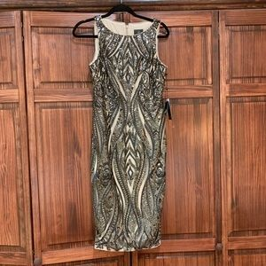SALE! NWT Adrianna Papell Short Cocktail Dress 6